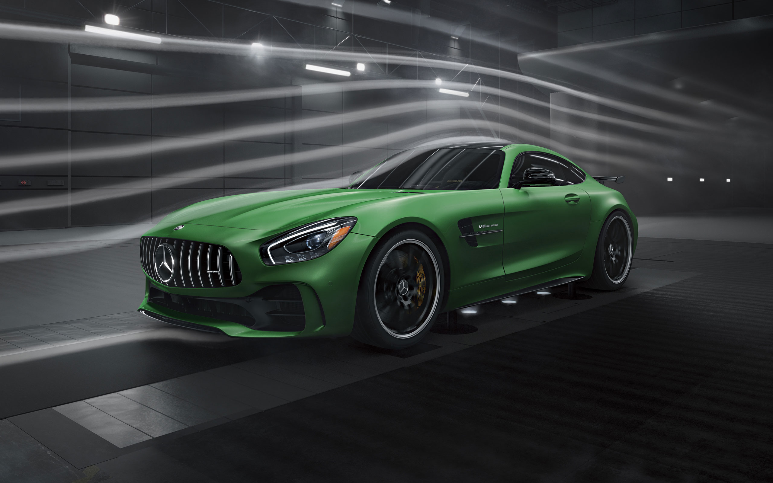 Mercedes-AMG GT High-performance Sports Car | Mercedes-Benz