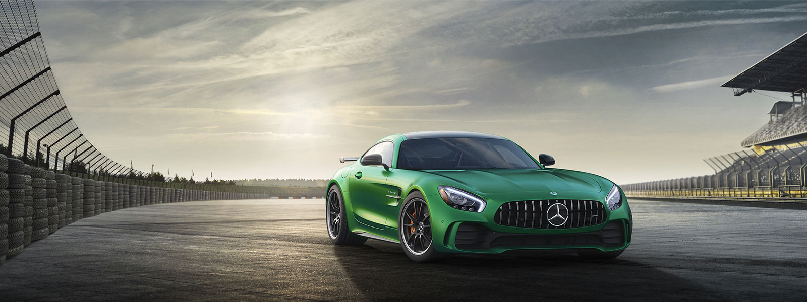 Mercedes Amggt R Coupe