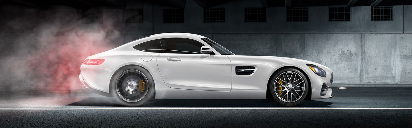 MercedesAMG GT Highperformance Sports Car  MercedesBenz