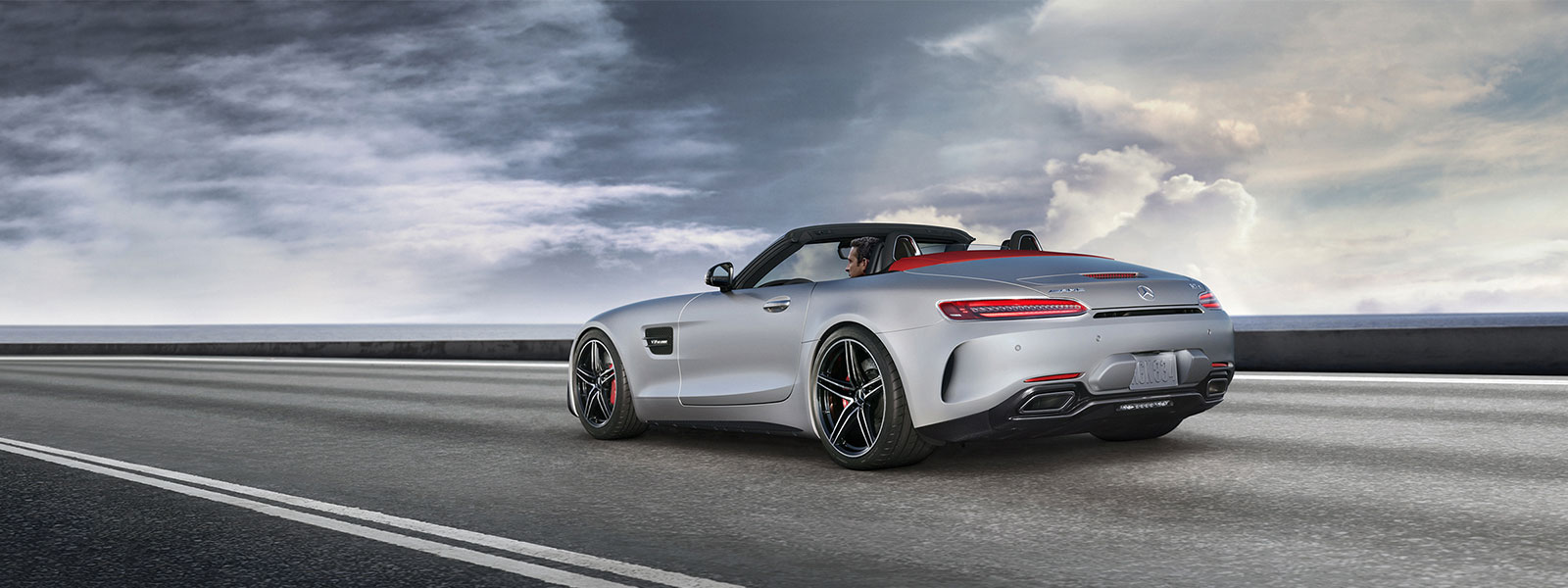 Mercedes AMGGT Roadster