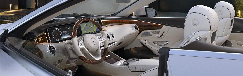 S-Class Cabriolet | Mercedes-Benz
