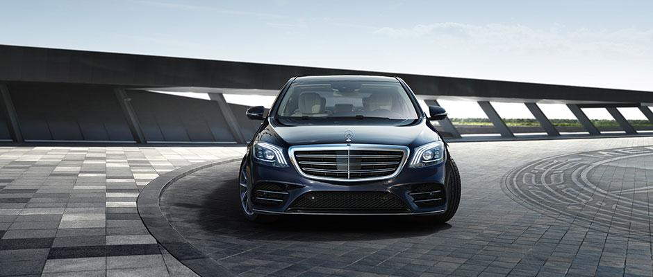 Mercedes-Benz 2018 S SEDAN GALLERY 001 SET K FE D