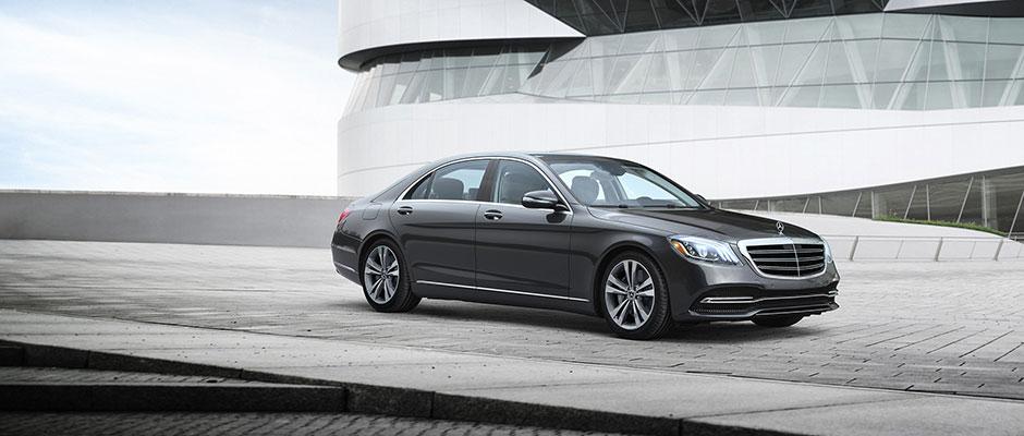 Mercedes-Benz 2018 S SEDAN GALLERY 002 SET K FE D