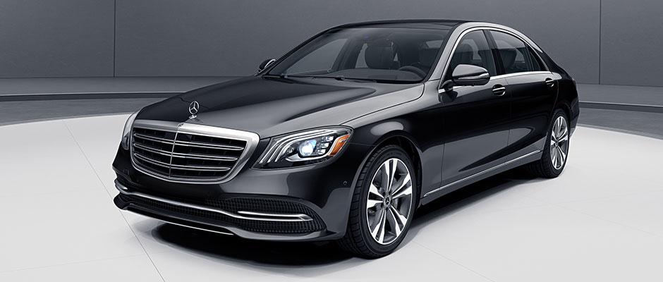 Mercedes-Benz 2018 S SEDAN GALLERY 004 SET K FE D