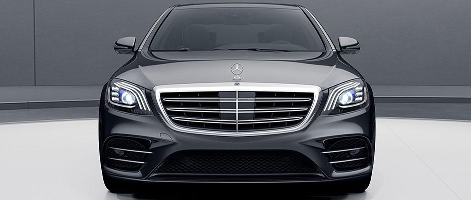 Mercedes-Benz 2018 S SEDAN GALLERY 005 SET K FE D