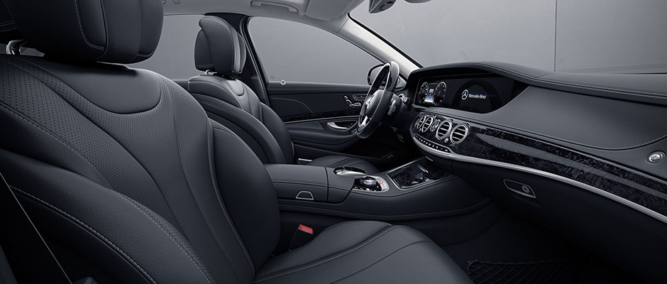 Mercedes-Benz 2018 S SEDAN GALLERY 010 SET L FI D