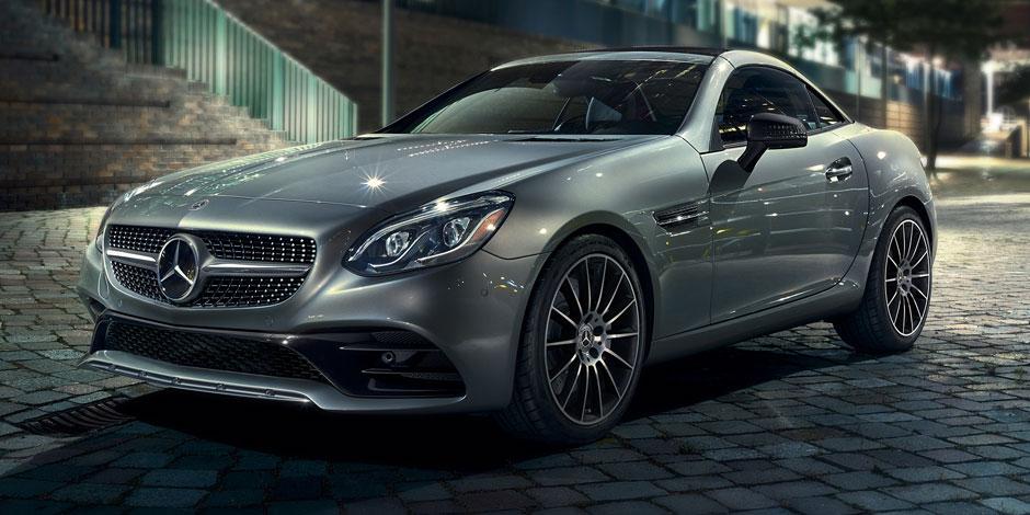 SLC Roadster | Mercedes-Benz