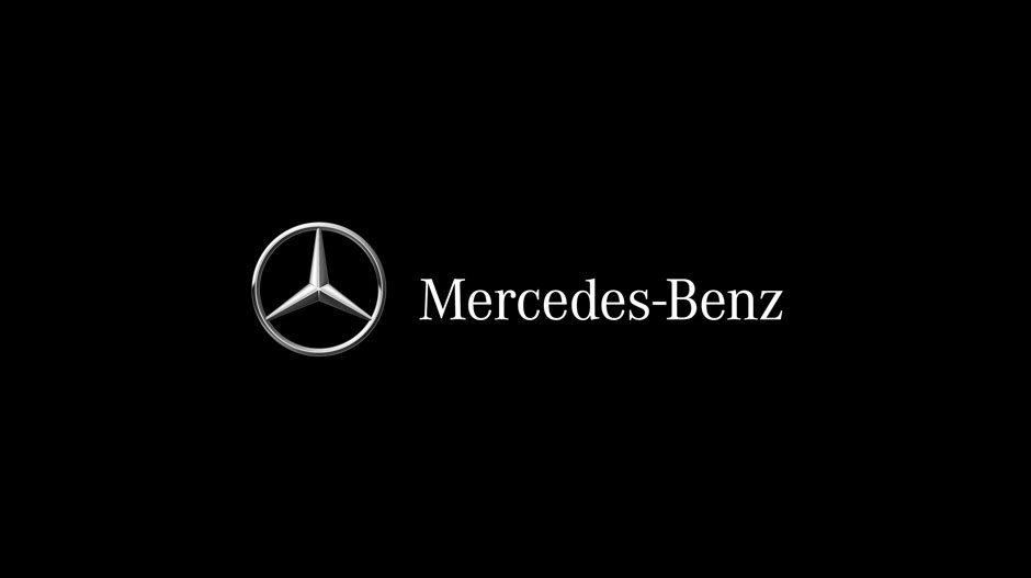 C class sedan mercedes benz for Mercedes benz star logo