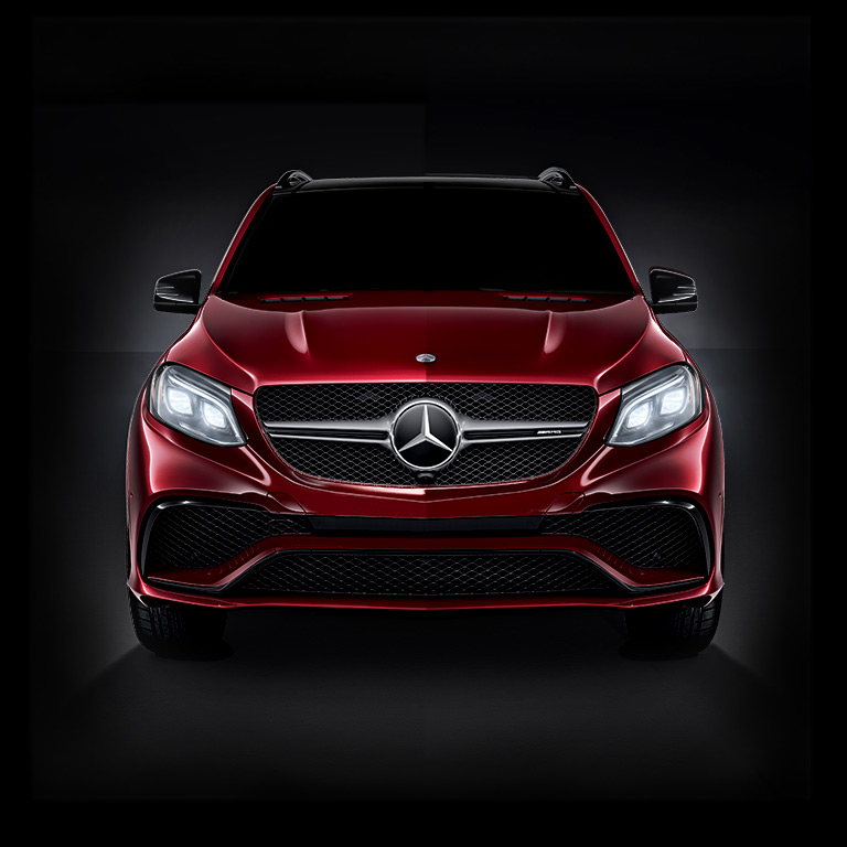 AMG GLE63 with Optional Night Package