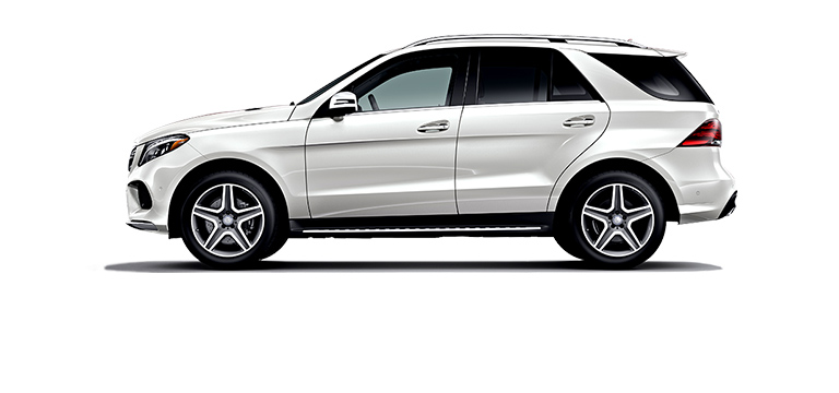Gle suv mercedes benz for Mercedes benz glowing star