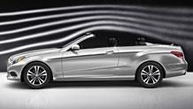 Mercedes-Benz 2014 E CLASS E350 E550 CABRIOLET 031 MCF