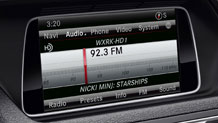 Mercedes-Benz 2014 E CLASS E350 E550 CABRIOLET 046 MCF