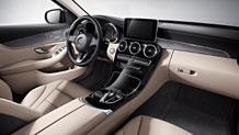 Mercedes-Benz 2015 C CLASS SEDAN 014 MCF