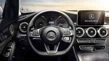 Mercedes-Benz 2015 C CLASS SEDAN 092 MCF