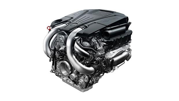 Mercedes cls550 specs