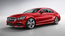 Mercedes-Benz 2015 CLS CLASS COUPE 007 MCF