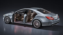 Mercedes-Benz 2015 CLS CLASS COUPE 060 MCF