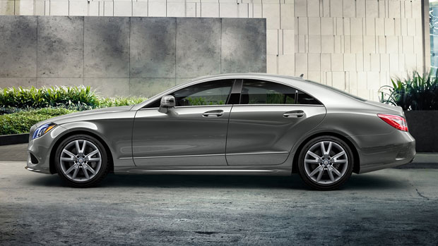 Lovely 2015 CLS CLASS COUPE 077 MCF