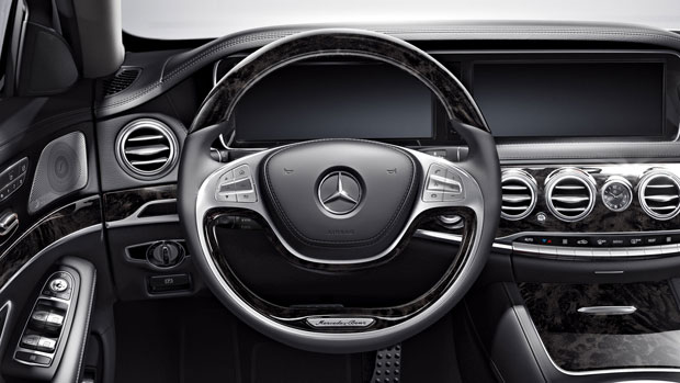 2014 Mercedes-Benz S-class / S550 First Drive – Review – Car and ...