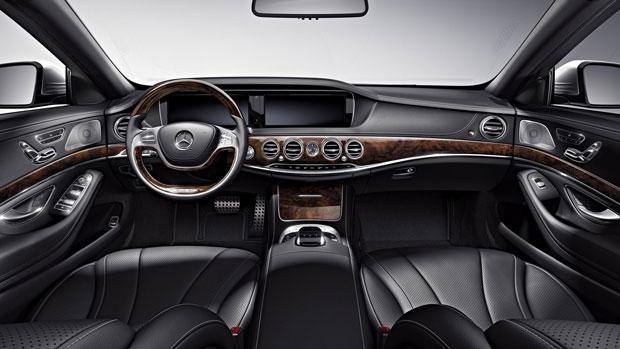 Mercedes-Benz S 600 L - More information