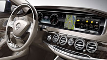 Mercedes-Benz 2015 S CLASS S600 SEDAN 013 MCF