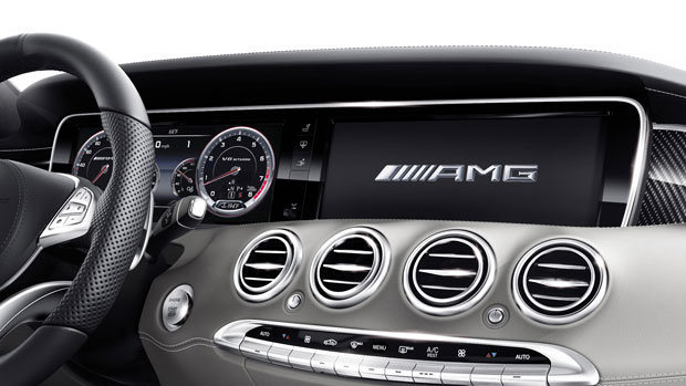 2015 s class s63 amg coupe 017 mcf - 2015 Mercedes S Class White