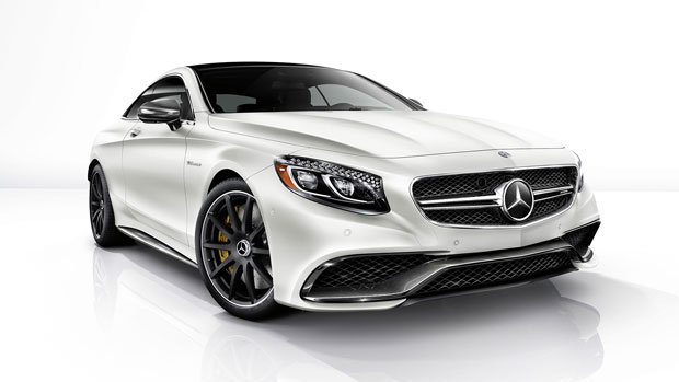 2015 s class s65 amg coupe 012 mcf - 2015 Mercedes S Class White