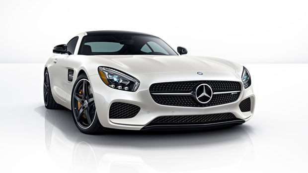 Pics for mercedes benz sport car white for Mercedes benz sport car