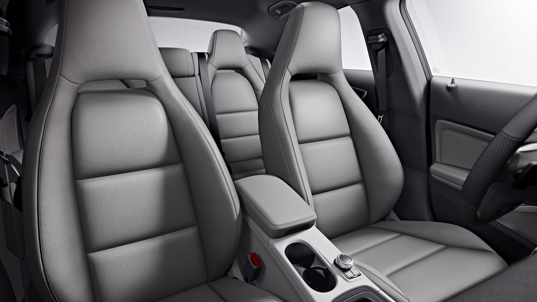 2014 mercedes cla 250 interior images for Mercedes benz cla vs c class