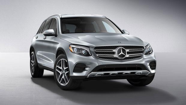 2018 Glc 350e 4matic Suv Mercedes Benz
