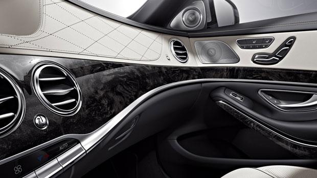 2017 MercedesMaybach S550 Sedan  MercedesBenz