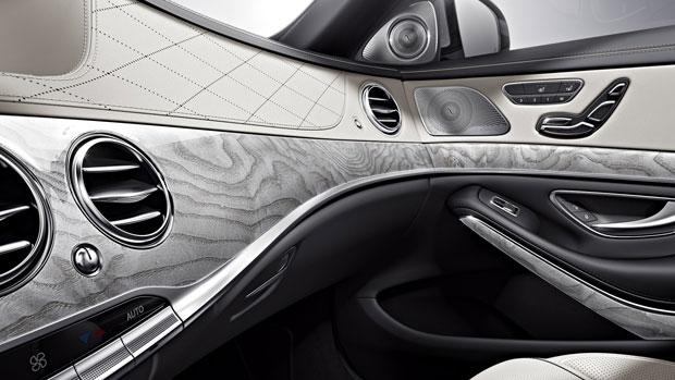 2017 MercedesMaybach S600 Sedan  MercedesBenz