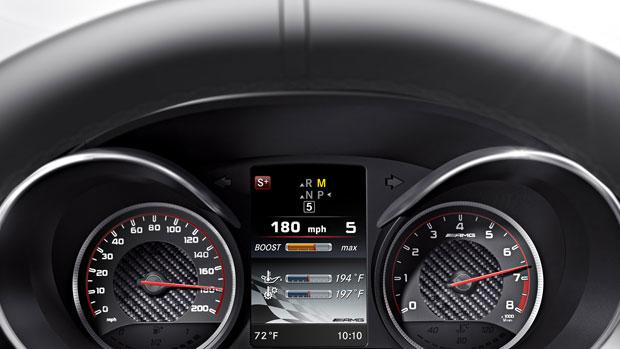 2017 AMG C63 Sedan  MercedesBenz