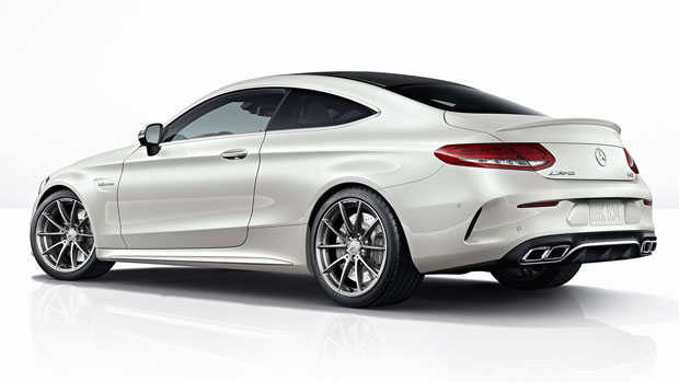 2017 C63 Amg Coupe Price >> 2018 Amg C 63 Coupe Mercedes Benz