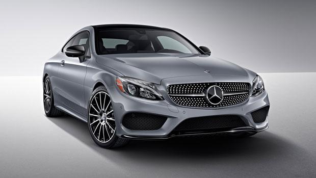 2018 C 300 Performance Coupe  MercedesBenz
