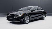 Mercedes-Benz 2017 CLA CLA250 COUPE 009 MCF