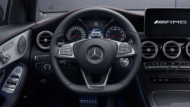 2018 AMG GLC 43 Coupe | Mercedes-Benz