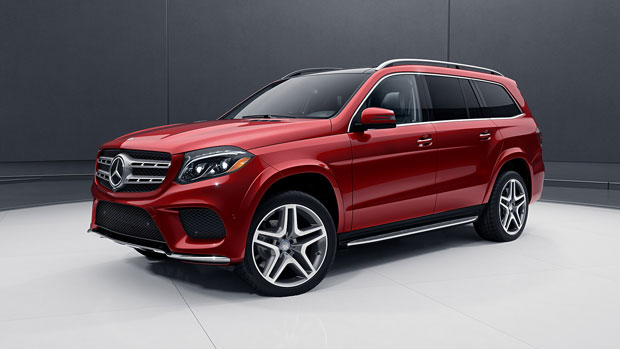 Image gallery mercdes suv 2017 for Mercedes benz suv models