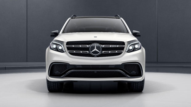 2018 Mercedes Large Suv - New Car Release Date and Review ...
