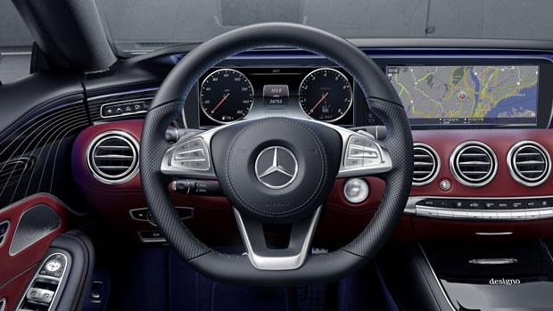 Mercedes : 2017 Mercedes Benz S Class Side View Exterior Alloy ...