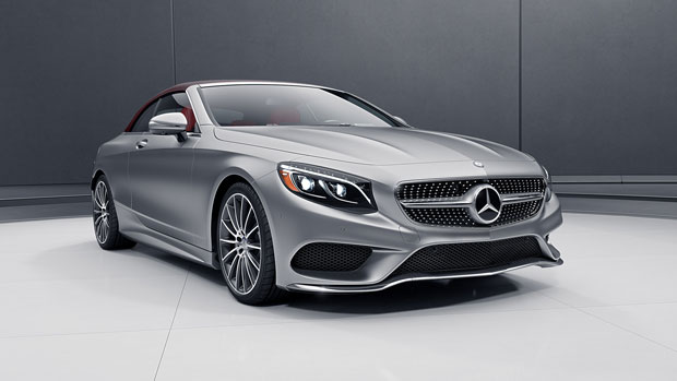 2017 Mercedes-Benz S550 Cabriolet Instrumented Test – Reviews ...