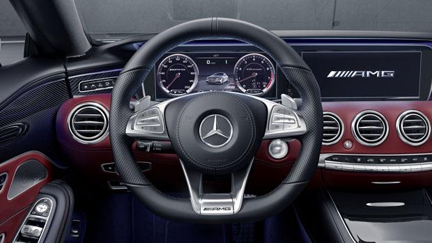 S 63 Amg 2017 >> 2017 Amg S63 Cabriolet Mercedes Benz