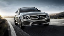 Mercedes-Benz 2018 C SEDAN 013 MCF