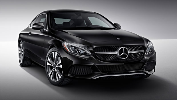 Mercedes benz c class coupe 2018 future cars release date for Mercedes benz c380
