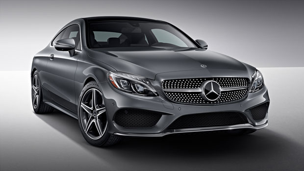 2018 C 300 4matic Performance Coupe Mercedes Benz