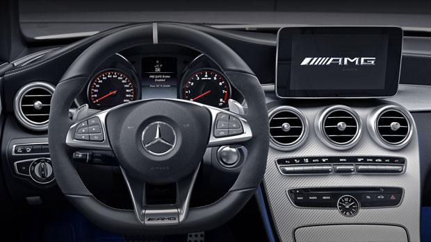 2018 AMG C 63 S Cabriolet | Mercedes-Benz