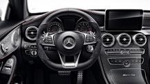 Mercedes-Benz 2018 C C63 AMG COUPE 030 MCF