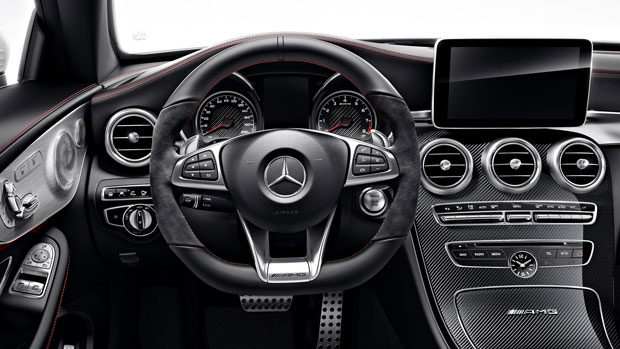 C63 Amg Coupe 2018 >> 2018 Amg C 63 Coupe Mercedes Benz