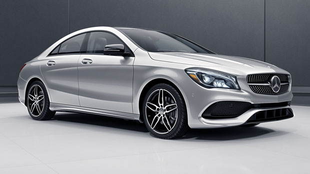 2018 CLA250 4Door Coupe  MercedesBenz