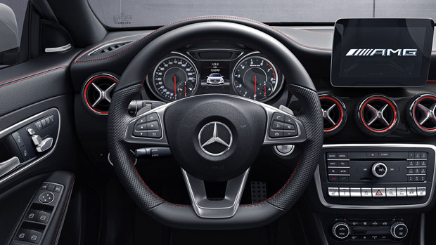 Mercedes Cla 45 Amg Images Galleries